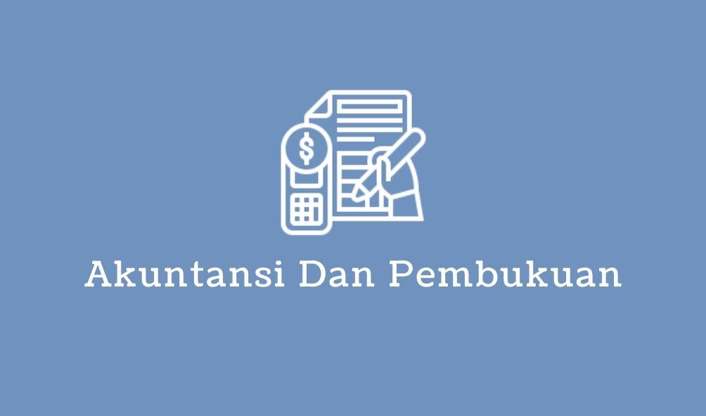 akuntansi dan pembukuan