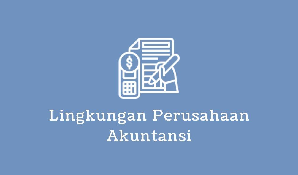 lingkungan perusahaan akuntansi