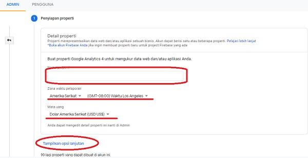 google analytics versi lama