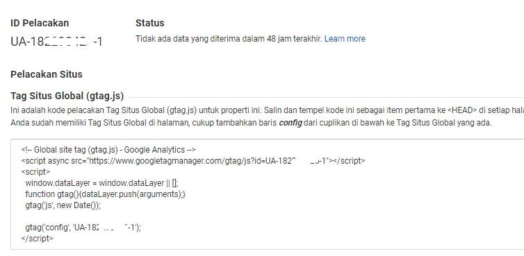 google analytics lama